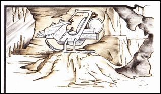Ilustración de M. A. Rodríguez