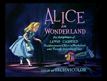 Alicia en el País de las Maravillas, Disney