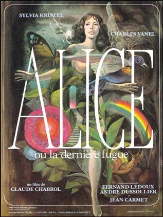 Alicia o la última fuga, de Chabrol