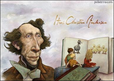 Hans Christian Andersen y los cuentos tristes