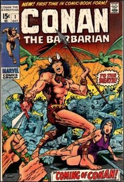 Conan, de Barry Windsor-Smith