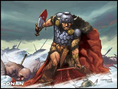 Conan, de John Buscema
