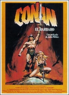 Conan, de John Milius