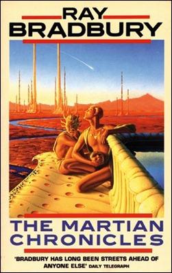 Crónicas marcianas, de Bradbury