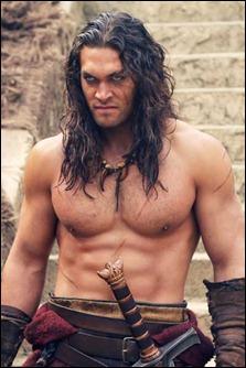 Jason Momoa, el nuevo Conan