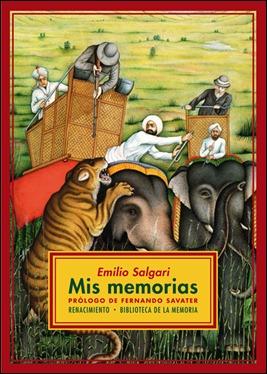 Las memorias, de Salgari