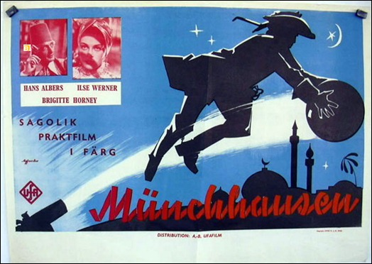Munchausen de Von Baky