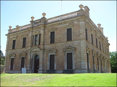 El Colegio Appleyard (Martindale Hall)