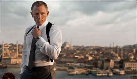 James Bond en Estambul