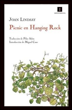 La novela de Joan Lindsay, en Impedimenta