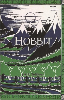 El hobbit, de J.R.R. Tolkien