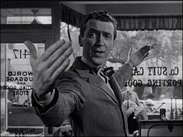 George Bailey sueña con los viajes