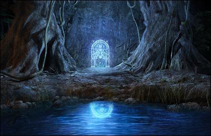 Las puertas de Moria