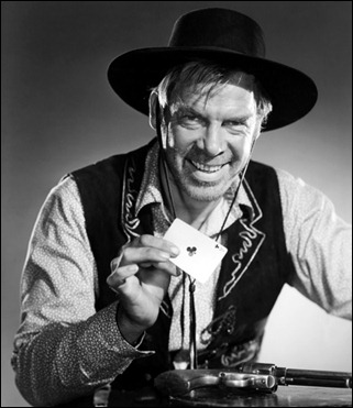 Lee Marvin como Liberty Valance
