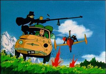 Lupin y Jigen