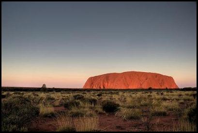 Qué esconde el interior de Australia