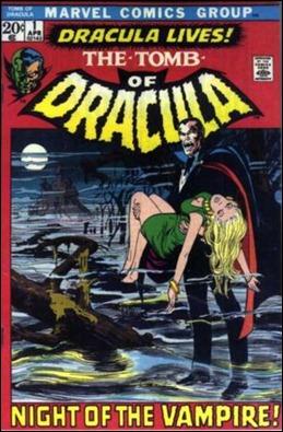 Tomb of Dracula nº 1