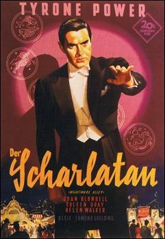 Cartel alemán del film, Der Scharlatan