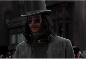 Drácula bohemio y con gafitas