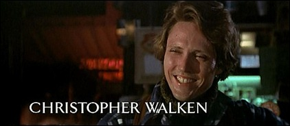Inolvidable Christopher Walken