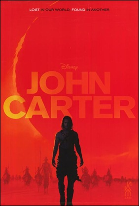 John Carter, the movie