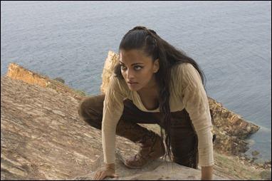 La mega-guerrera india Mira