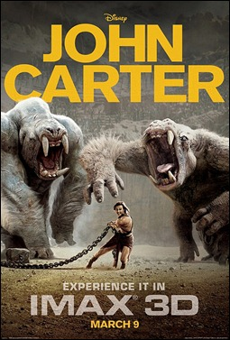 La película de John Carter