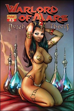 La princesa Dejah Thoris