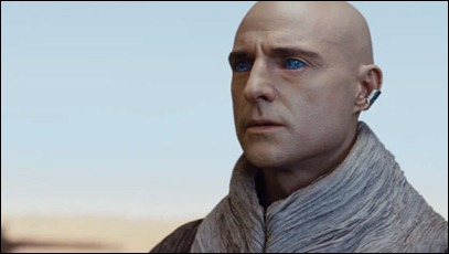 Mark Strong como el líder de los therns
