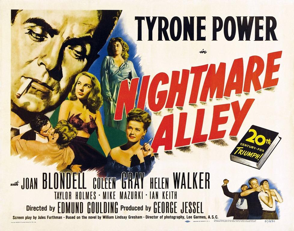 1001 películas que debes ver antes de forear. La Mujer Infiel (Claude Chabrol) - Página 16 Nightmare-alley-o-el-callejn-de-las-almas-perdidas