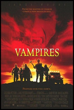 Vampiros, de John Carpenter