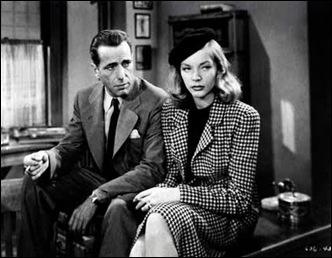 Bacall y Bogart