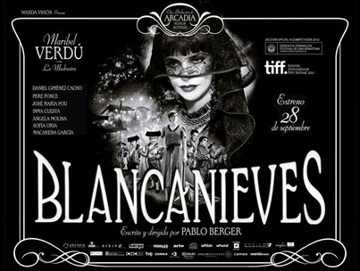Blancanieves de Pablo Berger