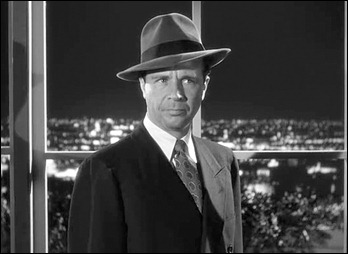 Dick Powell como Marlowe