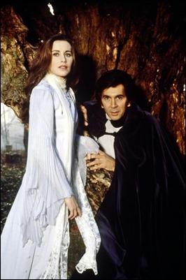 Kate Nelligan y Frank Langella, los amantes malditos