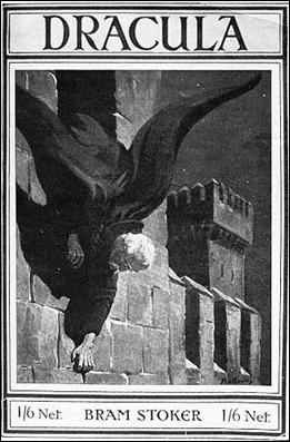 La primera edición de Drácula, de Bram Stoker