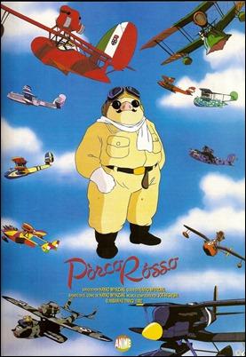 Porco Rosso, de Hayao Miyazaki