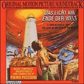 Portada de la banda sonora de Piero Picioni