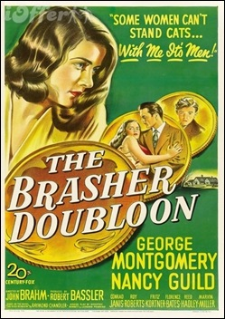 The Brasher Doubloon 2