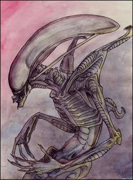Alien-Giger
