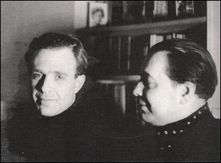 Borges y Bioy en 1939