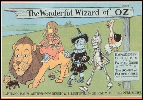 Cartel publicitario de W.W. Denslow