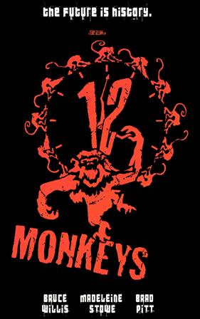 Doce monos (1995)