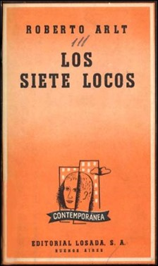 Edición argentina de Los siete locos, en Losada