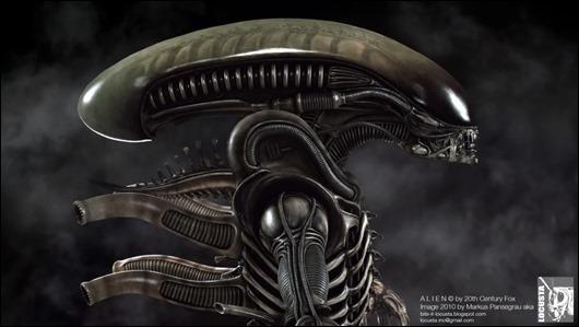 El ciclo de Alien