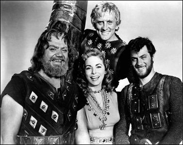 El estupendo cásting de Los vikingos