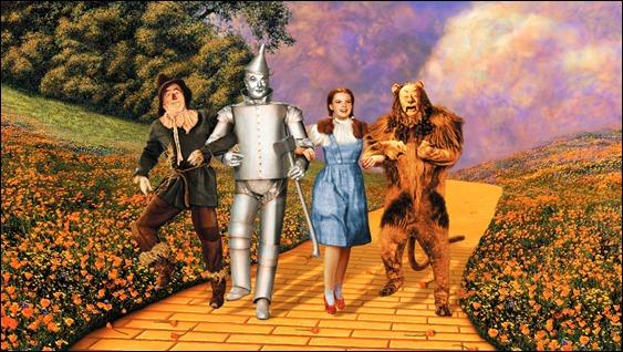 El mago de Oz, versión de 1939