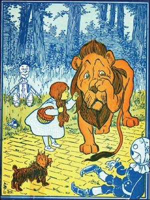 Ilustración de W.W. Denslow
