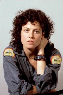La teniente Ripley-Sigourney Weaver