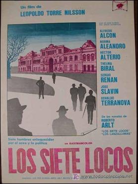 Los siete locos, película de Leopoldo Torre Nilsson